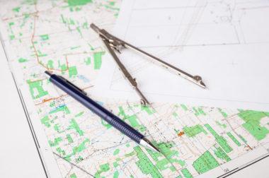 Mapy geodezyjne do celów projektowych